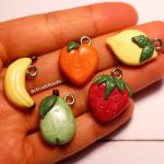 Fruit Charms by LizClaudia