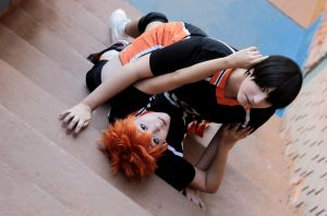 Some nice KageHina~ by Thatsasin