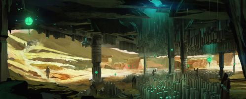 THE MAKER dew collectors by bradwright