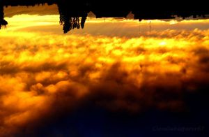 Over the Sparkling Haze by Cloudwhisperer67