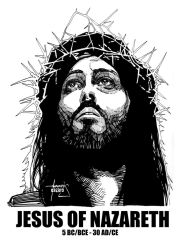 DSS No. 9 - Jesus of Nazareth by gothicathedral