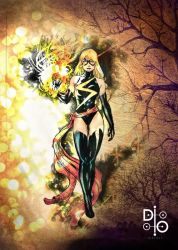 Eternal-Miss-Marvel-colorFX-by-vekariel by vekariel