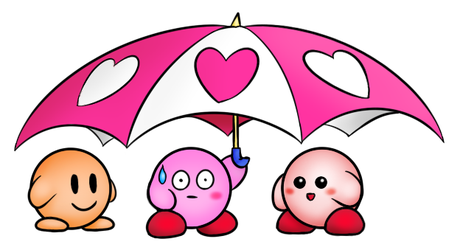 Every Kirby Ever #12 by Colonel-Majora-777