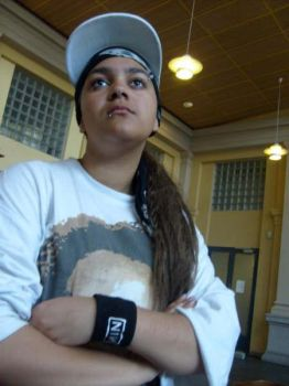Me as Tom Kaulitz by emily1907