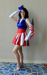 Captain America USO Girl by AnariaZar-Rel