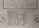 Horror movies for ghosts by Giorgio-Barresi