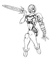 Ivy Valentine by kingkill666
