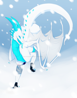 [ R ] Of Ice and Snow. by SuchAFunnyMouth