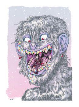 Do What Makes Your Yeti Happy by claudetc