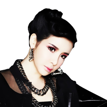 BOM (2NE1) -CRUSH- .PNG by:Milevip by Milevip
