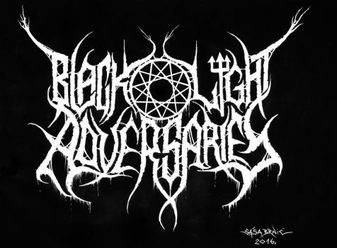 Black Light Adversaries logo by ArtsOfTheUnspeakable