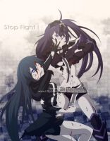 Stop Fight ! by pink-hudy