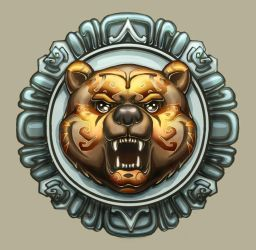 bear totem by Tottor