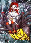 Pennywise Spider Gal by BlueWolfArtista