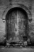 Arched Door by robertllynch