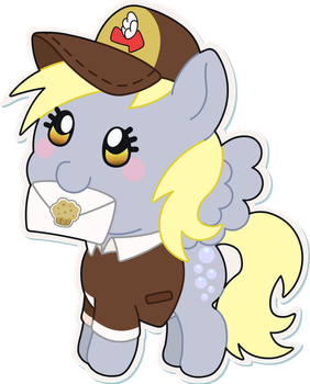 Derpy Chibi by Doctor-G