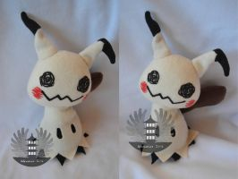 Life size Mimikyu plush - Pokemon sun and moon