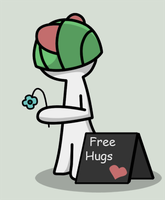 Free Hugs From Ralts