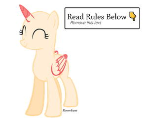 Squee {Mlp-Base} by FlowerStuffYay