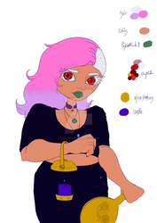 Ethelinda Night Color Ref by xvcapricorn