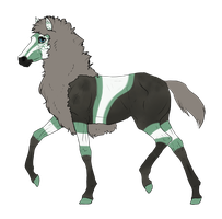 N3204 Padro Foal Design for DarkestNation by casinuba