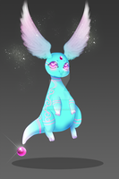(closed) Buy Now Adopt : Knutty #2 by CherrysDesigns
