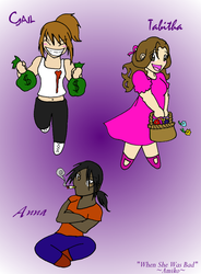 WSWB fat SD style by amiko16