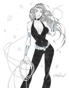 Donna Troy by Franchesco