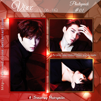 +VIXX | Photopack #OO1 by AsianEditions