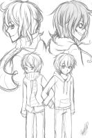 .:Liu and Jeff - Sketch:. by PuRe-LOVE-G-S
