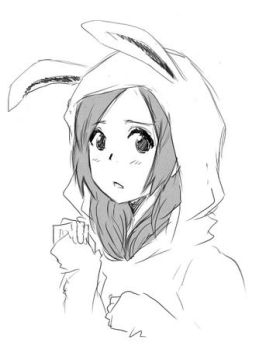 Orihime chapter 430 bunnyhood by Quiss