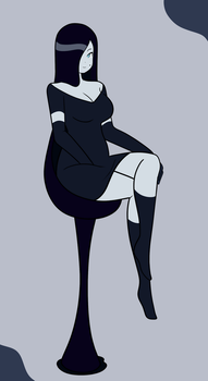 Chair Umbra (Plus Ask Umbra) by DB-Palette