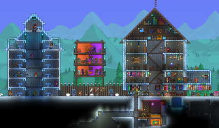B) I build it (a friend helped to) by JanButtface