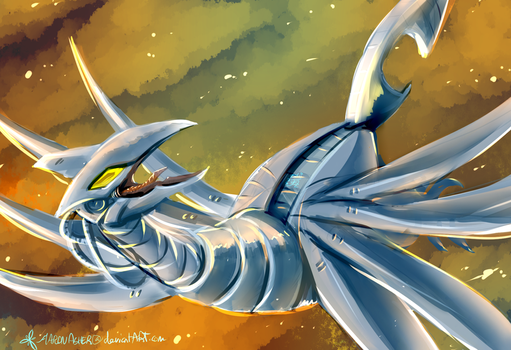 How I See It - Skarmory by AaronAsher