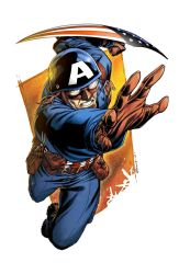Cap commission Colored by RobertAtkins