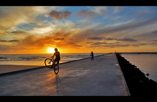 The Sunset 2.0 by insp1ration