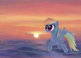 Dash lost at the sea by tgolyi