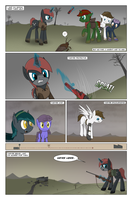 Fallout Equestria: Grounded page 82 by BruinsBrony216
