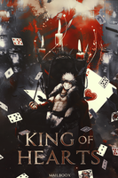 King of Hearts : Quotev Cover by mailboox