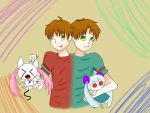 Gary y Charlie by Damian5320
