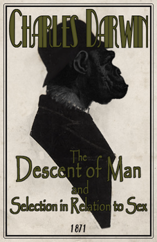 Descent of Man - Cover Art by Tetrakephaloi