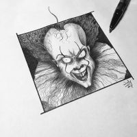 Pennywise by Nephellim