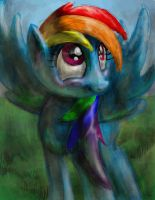 Rainbow Dash by LordGood
