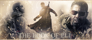 The Book Of Eli by Graphfun