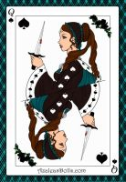 The Queen of Spades by Lunakinesis