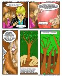 The Forest of Blood: Part 45 by pythonorbit