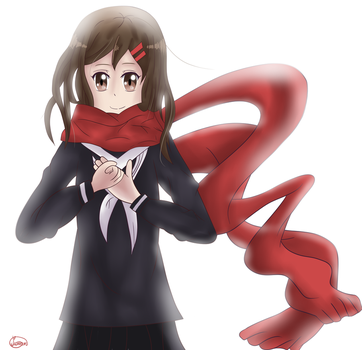 I'll Stand There So Brave - Ayano Tateyama by pharlyn