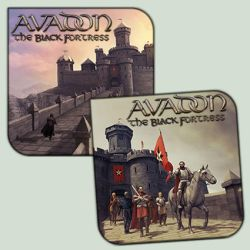 Avadon: The Black Fortress by creidiki