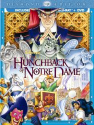 Hunchback Disney BR Cover by staee