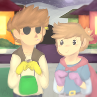 Eddsworld: A Night Of Each Other by Deviant-MankDemes